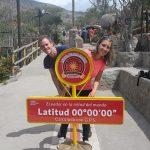 ekvator mitad del mundo