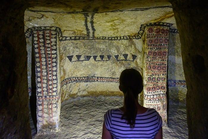Ženska v Tierradentro