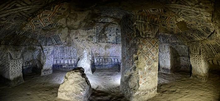 Tierradentro, grobnice v Kolumbiji