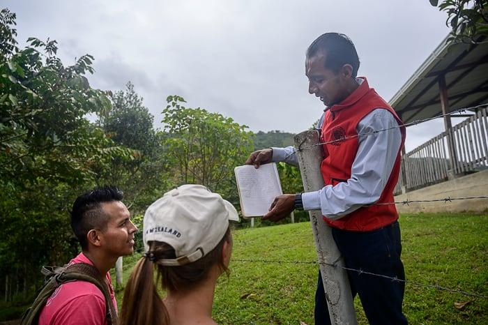 učenje angleščine v Kolumbiji