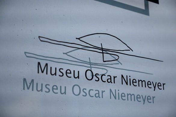 logo muzej Oscar Niemeyer