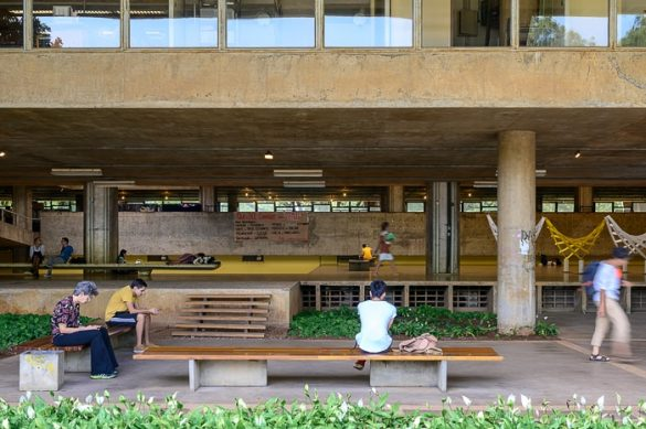 fakulteta za arhitekturo Sao Paulo