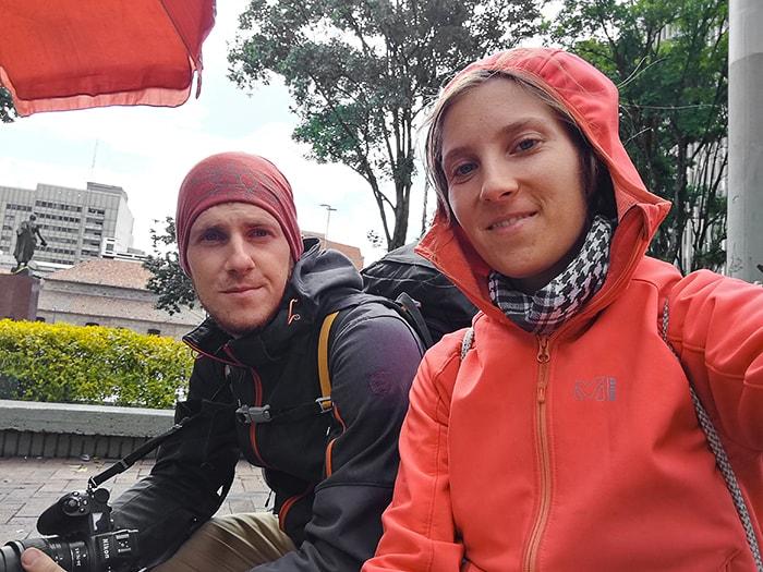 par v Bogoti