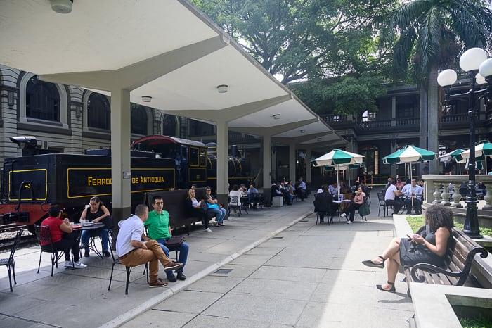 kavarna Medellin