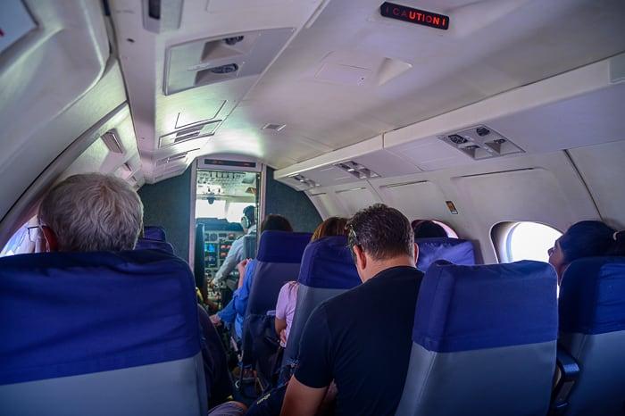 majhno letalo