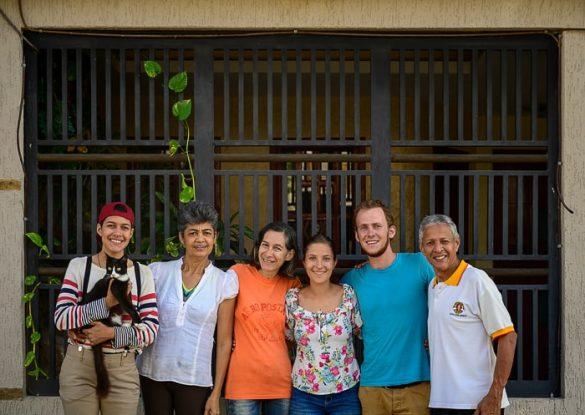skupina ljudi v Venezueli