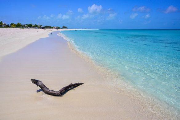 karibska plaža Venezuela, Cayo Crasky