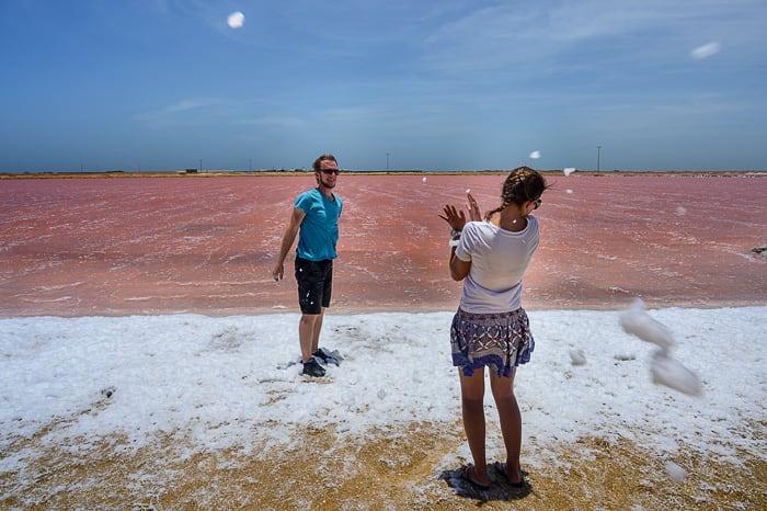 roza soline peninsula paraguana