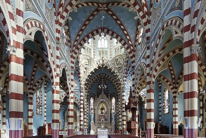 cerkev v Bogoti