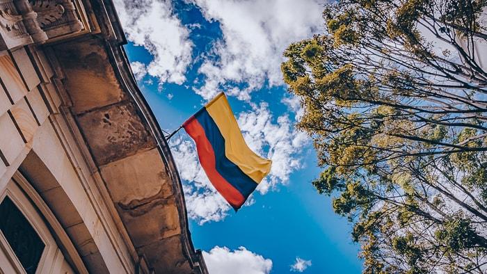 kolumbijska zastava