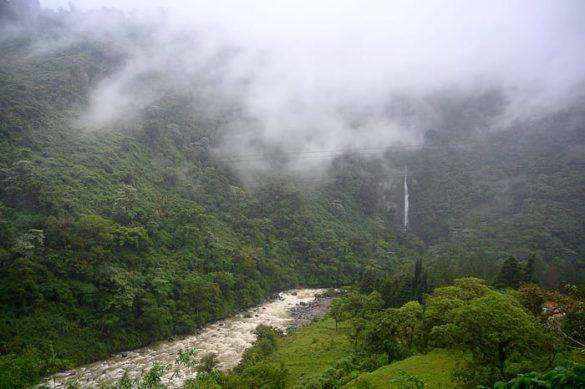 slap v Ekvadorju