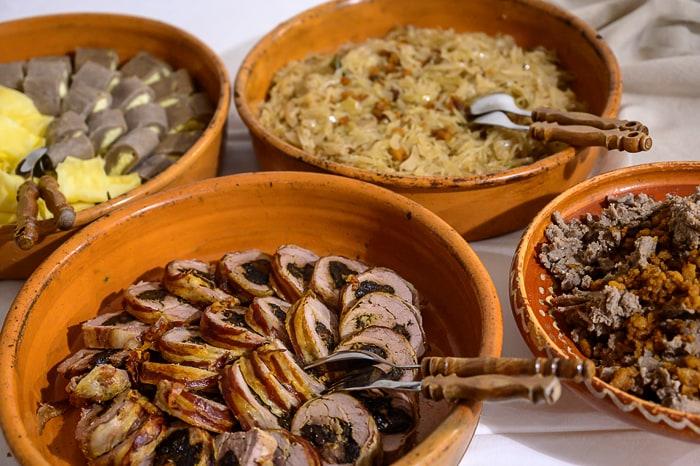 tipična slovenska hrana