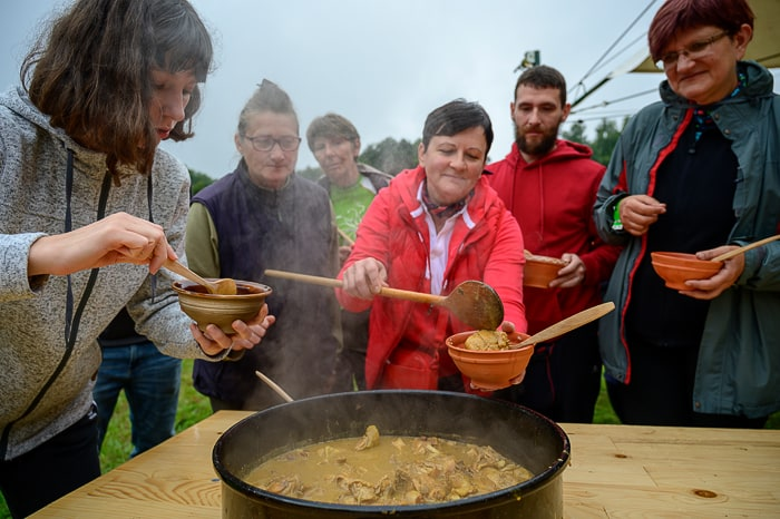uživam tradicijo, festival tisočletje kulinarike