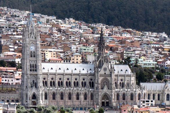Bazilika v Quitu