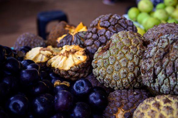 brazilsko eksotično sadje