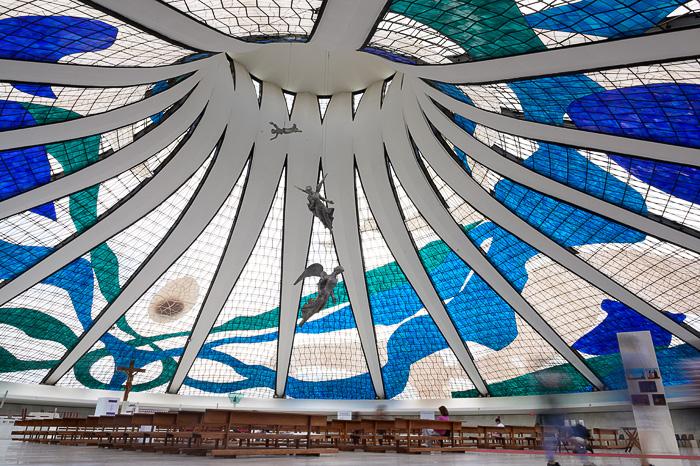katedrala v glavnem mestu Brazilije, Brasilii