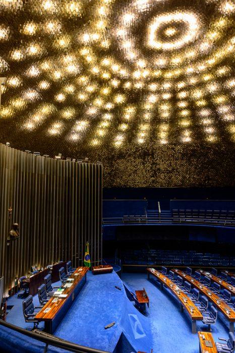 sejna soba brazilskega senata