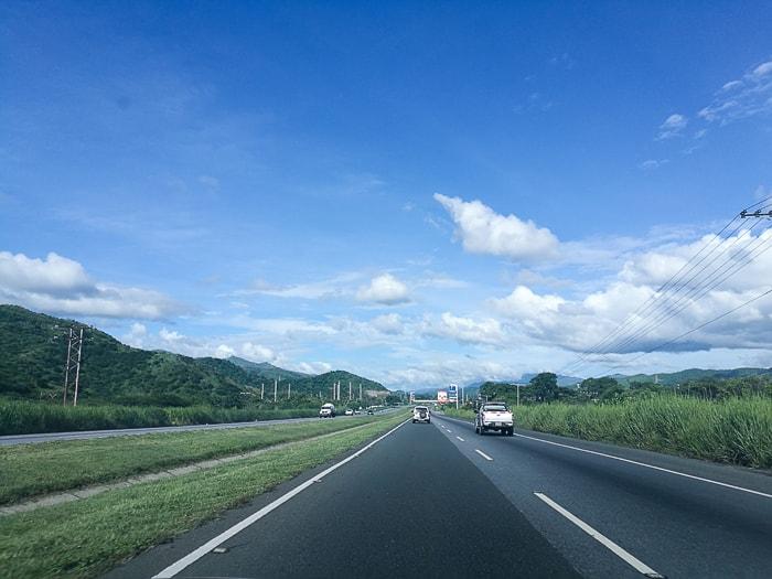 cesta v Venezueli