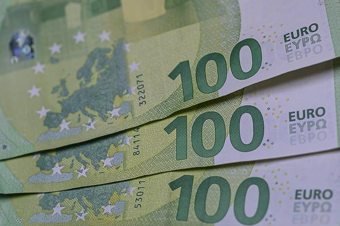 evro bankovec