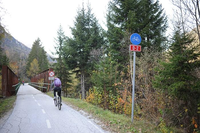 Kolesarska Pot Kranjska Gora