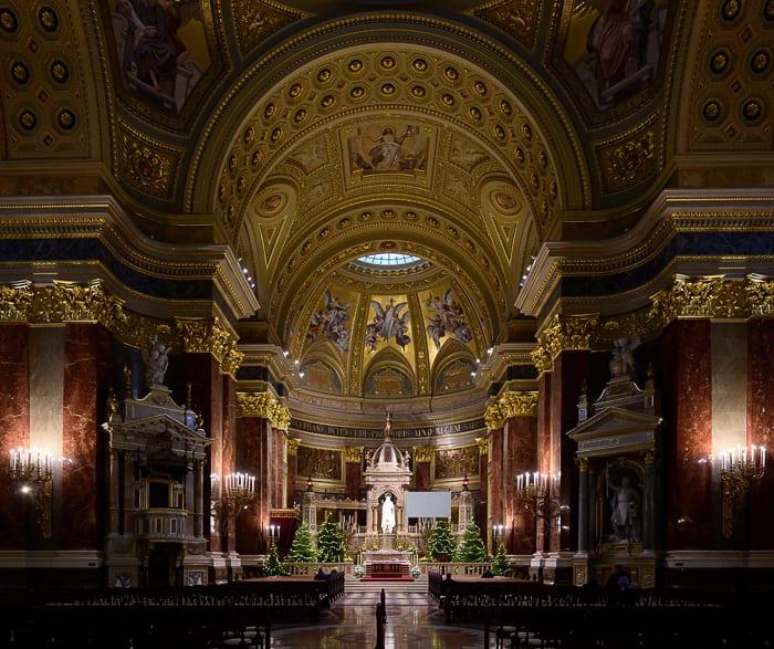 cerkev sv. Štefana, Budimpešta