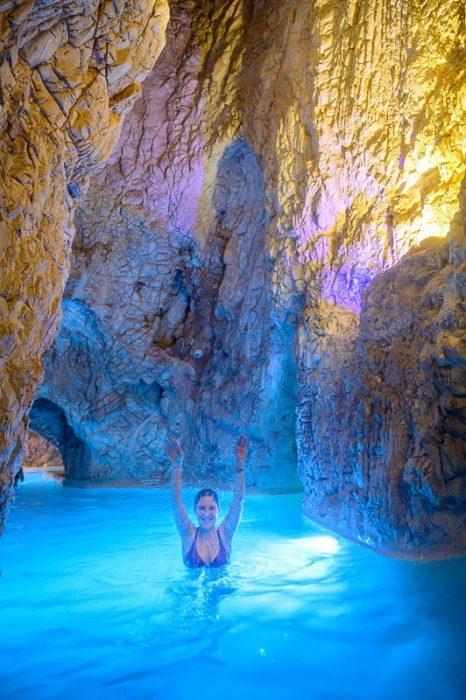 cave bath Miskolc