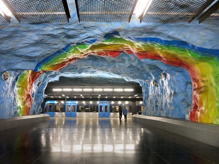 stockholm metro z mavrico