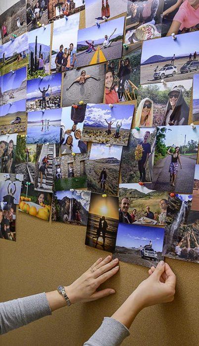 tabla pluta s fotografijami