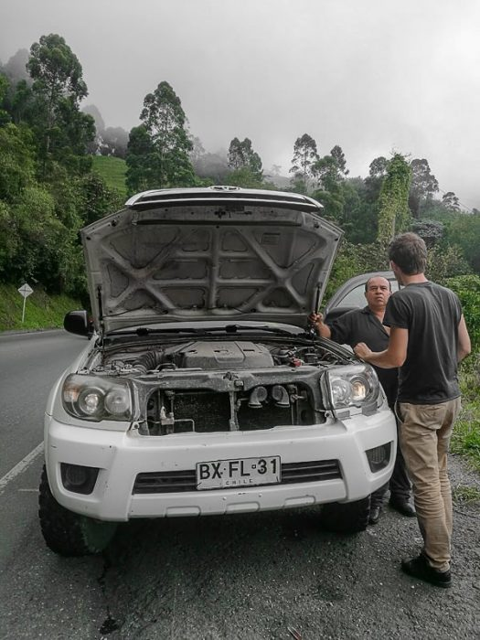 Toyota na popravilu