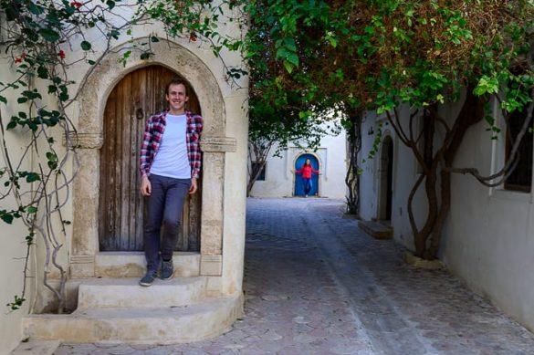 vasica na Djerbi