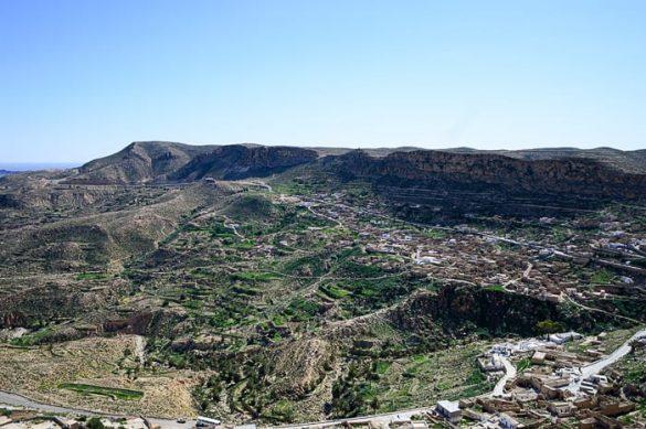 gore v Tuniziji