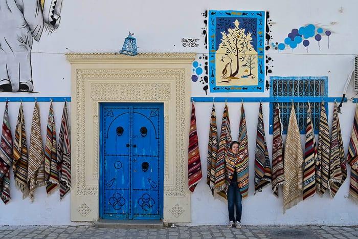 preproge, Kairouan, Tunizija