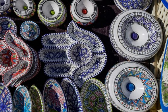 tunizijska keramika
