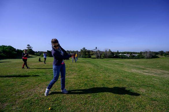 ženska igra golf, Tunizija, Hammamet