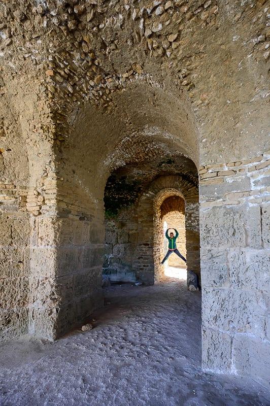 rimske terme Kartagina