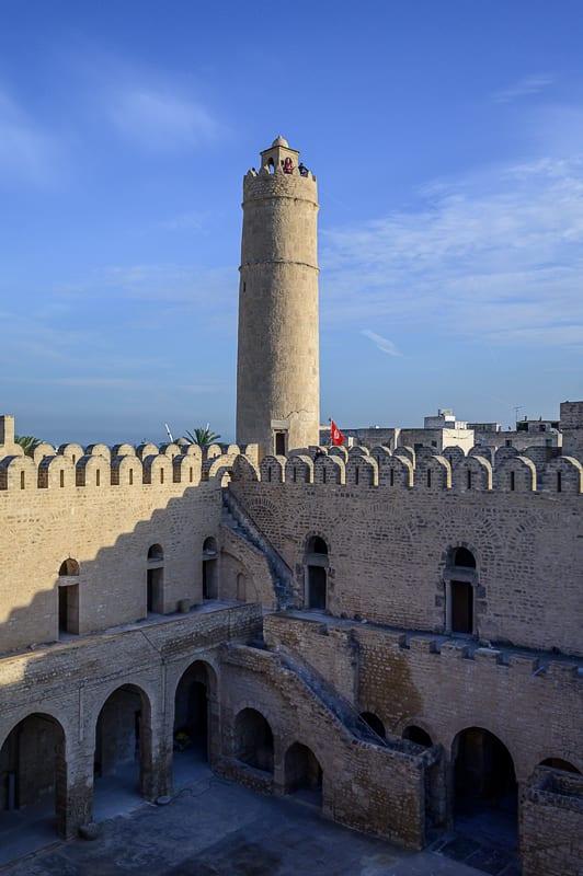 utrdba Ribat, Sousse, Tunizija