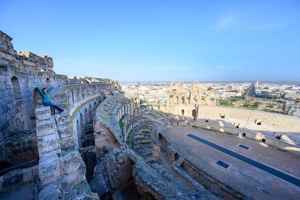 El Jem amfiteater