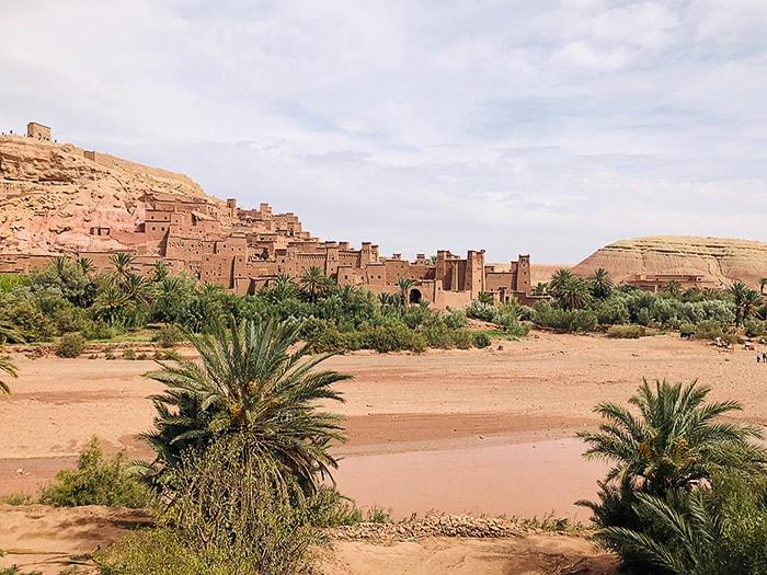 filmska vas v Maroku