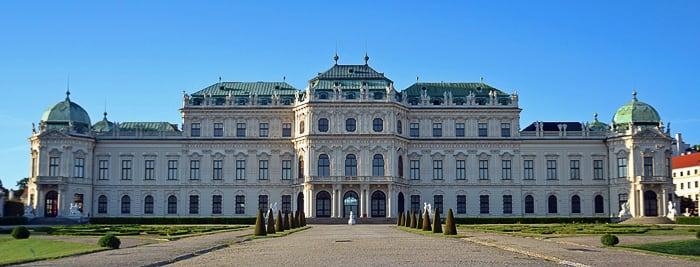 Belvedere, Dunaj