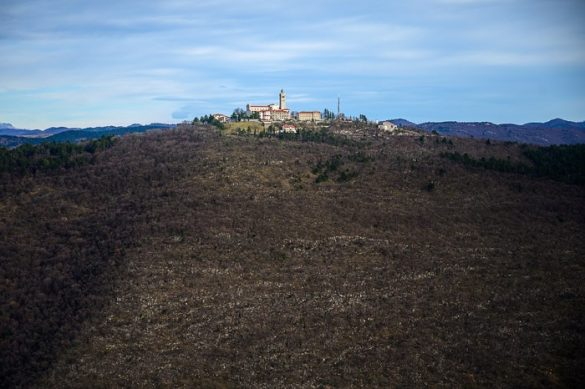 cerkev sveta gora