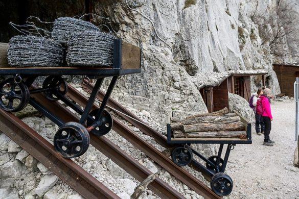 ostanki 1. svetovne vojne - kaverna Sabotin