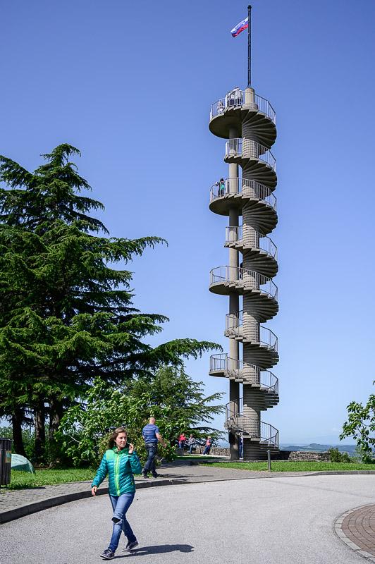 razgledni stolp Gonjače