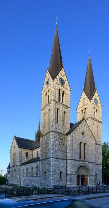 cerkev v Kočevju