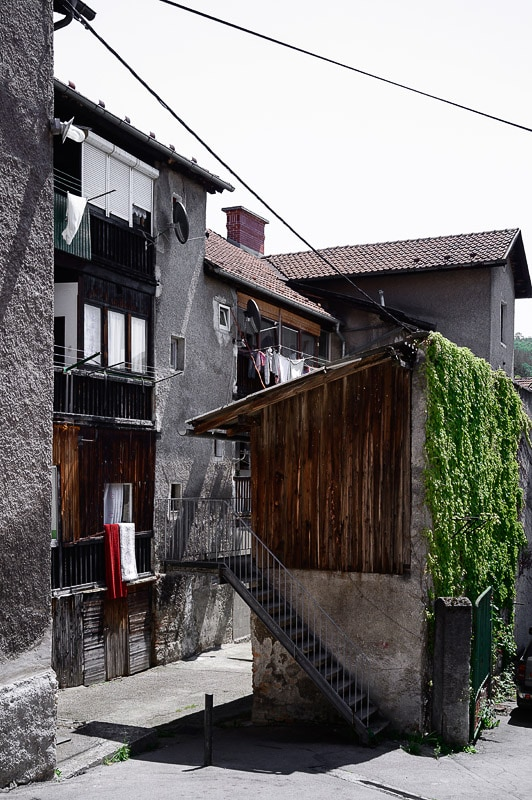 rudarska kolonija Njiva, Trbovlje