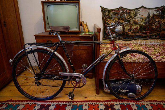 kolo iz 60. let prejšnjega stoletja