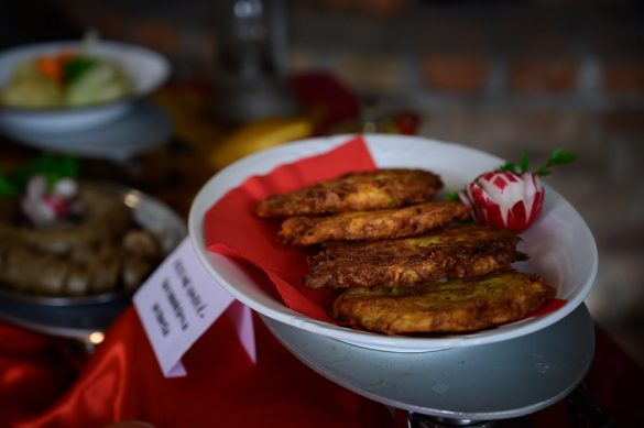 krompirjevi polpetki - granadirmarš