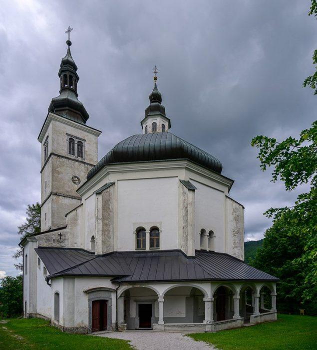 Cerkev v Novi Štifti
