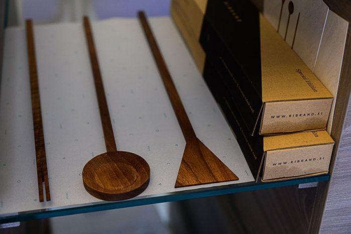 lesene žlice Ribrand