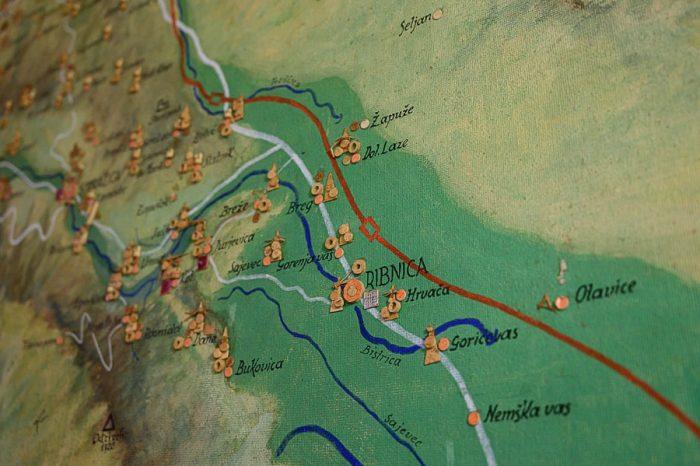 zemljevid izdelovalcev suhe robe