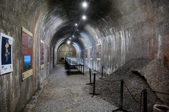 muzej v bunkerju goli vrh